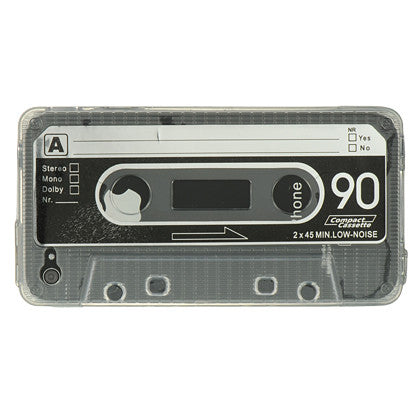 iPhone 4S Retro Cassette tpu case | Free Shipping