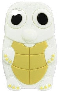 iPhone 4S Case Turtle - White | Free Shipping