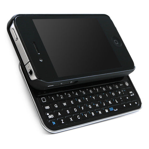 iPhone 4S Sliding Keyboard Case | Free Shipping