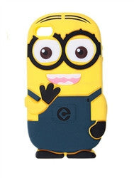 iphone 5 case minion - dark blue | Free Shipping