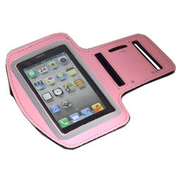 iPhone 4 Sports Running case - Pink | Free Shipping