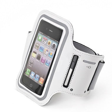 iPhone 5 Sports Running case - White | Free Shipping