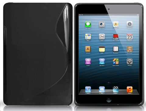 iPad s-line case - black | Free Shipping