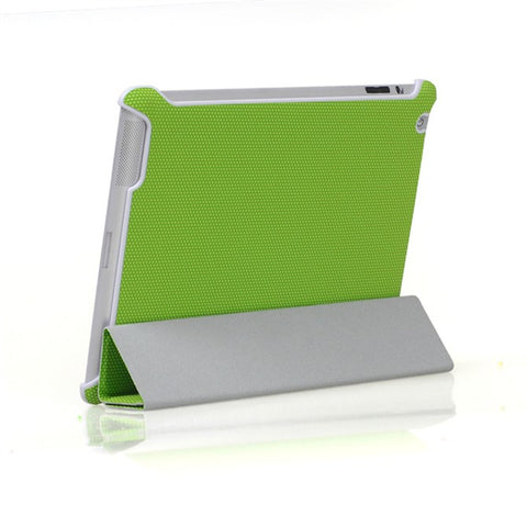 iPad smart grip case - green | Free Shipping