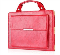 ipad faux leather handbag - red | Free Shipping
