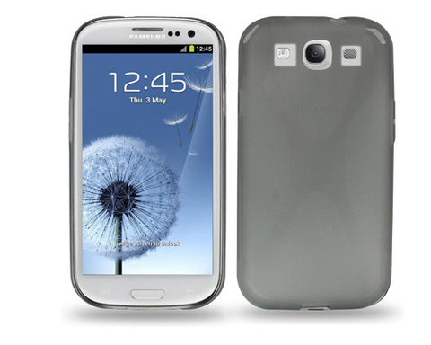 Samsung Galaxy S3 X-Line Case - Grey | Free Shipping