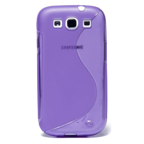 Samsung Galaxy S3 S-Line Case - Purple | Free Shipping