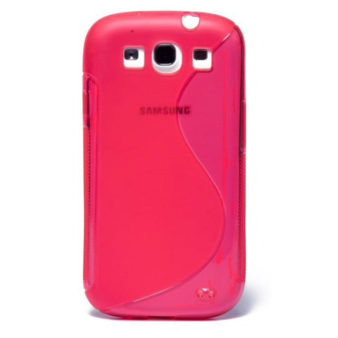 Samsung Galaxy S3 S-Line Case - Pink | Free Shipping