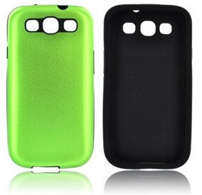 Samsung Galaxy S3 Aluminium case - Green | Free Shipping