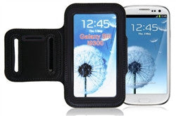 Samsung S3/S4 Sports Running case - Black | Free Shipping