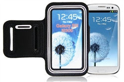 Samsung S3/S4 Sports Running case - White | Free Shipping