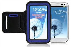 Samsung S3/S4 Sports Running case - Blue | Free Shipping
