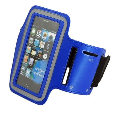 iPhone 4 Sports Running case - Blue | Free Shipping