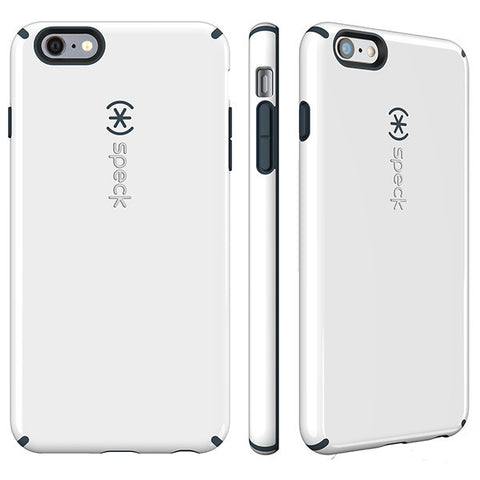 Speck iPhone 6/6s CandyShell White & Charcoal Grey