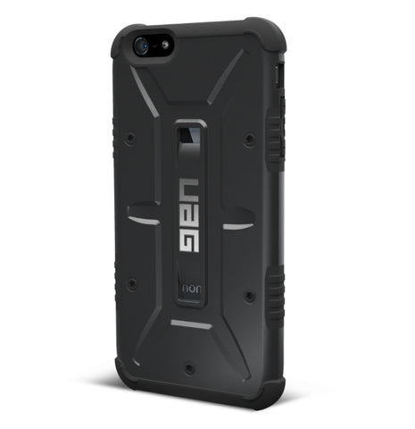 urban armor gear iphone 6 plus black