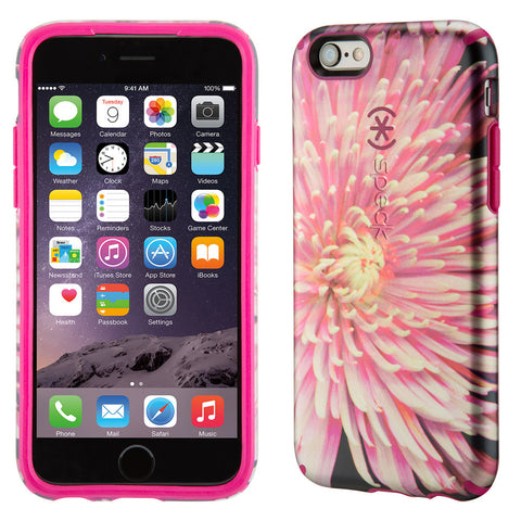 iPhone 6/6s Speck Candyshell Cover - Hypnotic Bloom