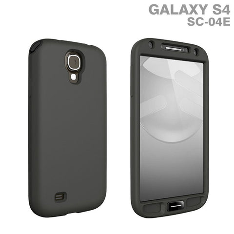 SwitchEasy Colors Samsung Galaxy S4 case - black | Free Shipping