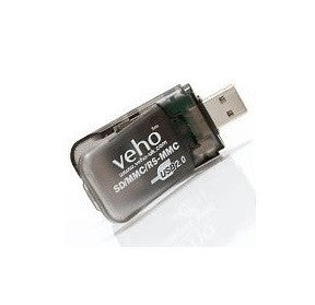 veho all in one card reader