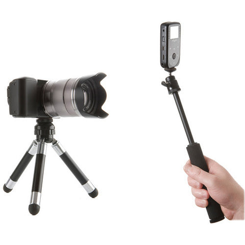 veho vcc a019 mp monopod tripod for muvi and muvi hd range