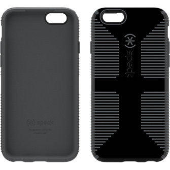 Speck iPhone 6/6s CandyShell Grip Black/Slate Grey