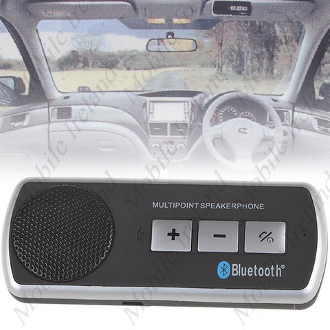 Simple Bluetooth Car Handsfree Kit | Free Shipping