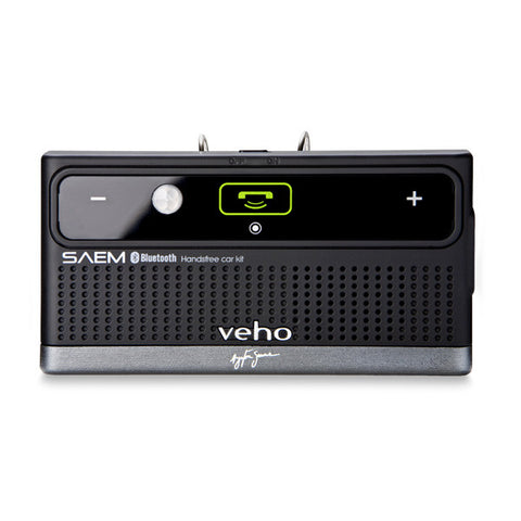 veho bluetooth signiture car handsfree kit