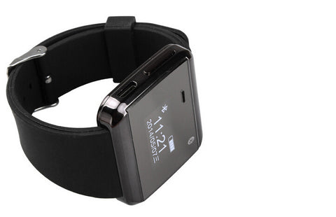 U Watch 2S Bluetooth Smartwatch - Black | Free Shipping