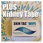 Skin-tac wipe+ Kidney tape