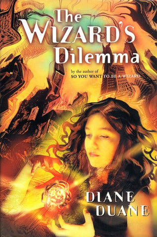 The Wizard's Dilemma, 1st edition hardcover, mint condition, final copies
