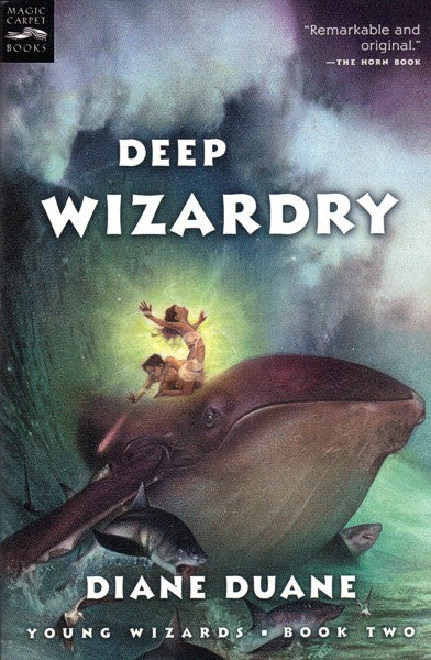 Deep Wizardry (Harcourt digest-format edition, final mint copies)