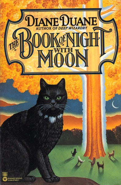 The Book of Night with Moon (Warner trade paperback)