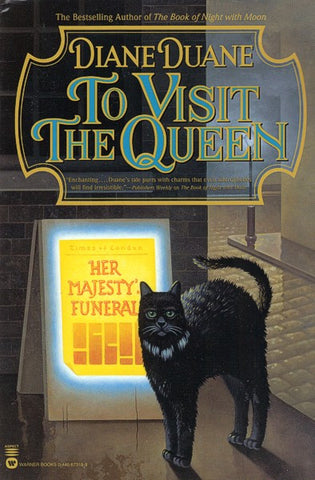 To Visit The Queen, trade pb, mint condition, last copies