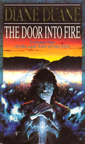 The Door Into Fire (Corgi mmpb)