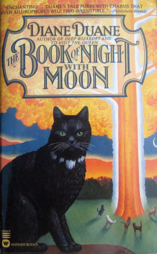 The Book Of Night With Moon (Original Warner mass market paperback)