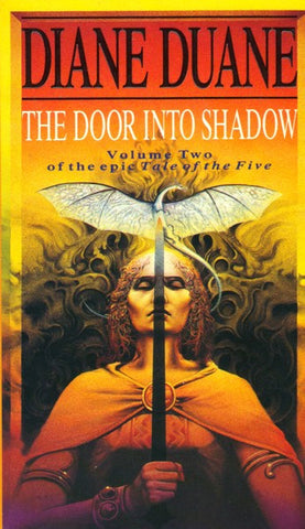 The Door Into Shadow (Corgi mmpb)