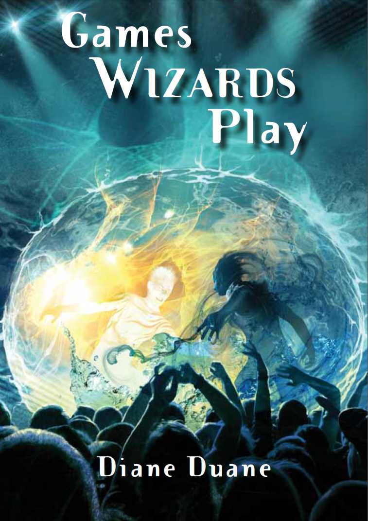 Games Wizards Play (Young Wizards #10): 1st edition hardcover, new, signed / personalized