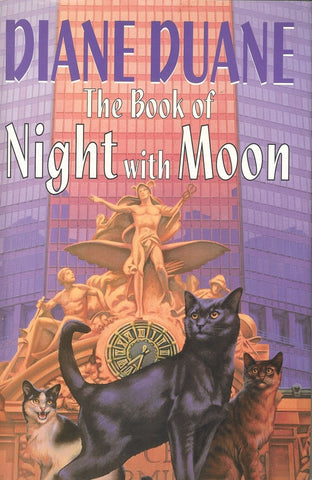 The Book Of Night With Moon (UK hardcover, mint condition)