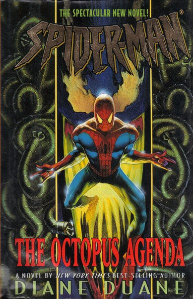 Spider-Man: The Octopus Agenda (mint / personalized), final copies