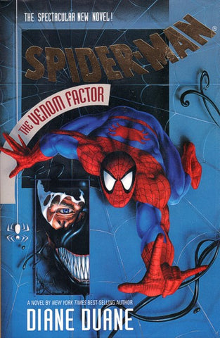 Spider-Man: The Venom Factor (mint / slipcased hardcover, personalized), final copies
