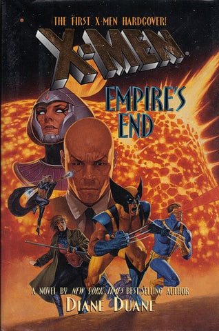 X-Men: Empire's End  (mint / personalized), final copies