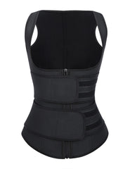 Double Compression Workout Waist Vest