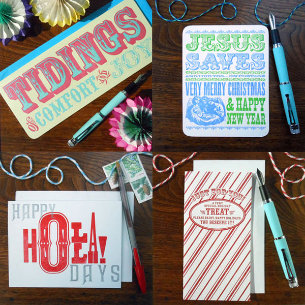 holiday last call cards