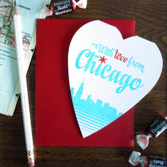 with love from chicago