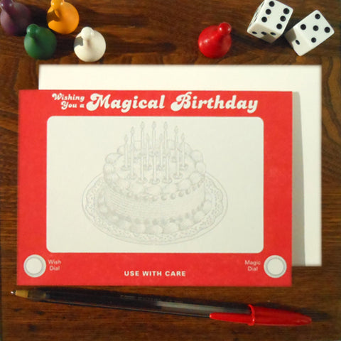 etch a sketch birthday