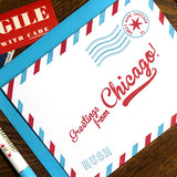 chicago airmail