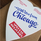 special delivery heart from chicago