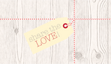 Share the Love - Gift Card