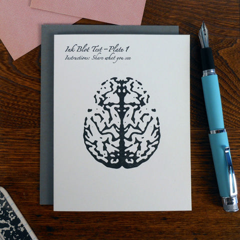 mind ink blot test