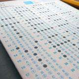graduation scantron