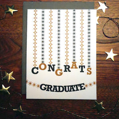 graduation streamers